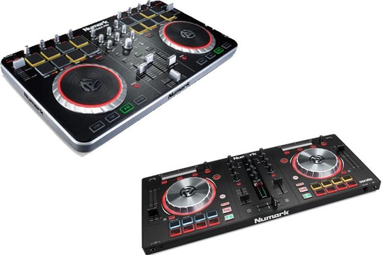 Numark Mixtrack Pro 2 Vs Pro 3