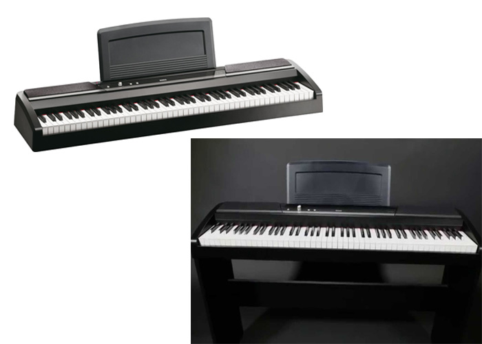korg sp170s 88 key digital piano review professional quality