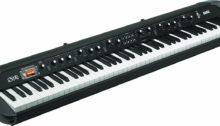 Korg SV188BK Review The Finest Sounds on 88-Key RH3 GH Action