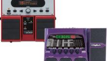 Boss VE 20 Vs Digitech Vocal 300 1