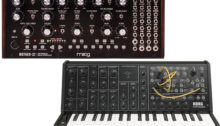 Moog Mother 32 vs Korg MS 20