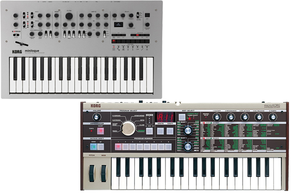 korg minilogue vs microkorg