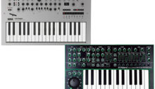Korg Minilogue Vs Roland System 1