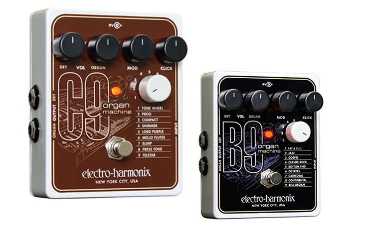 Electro-Harmonix C9 Vs B9