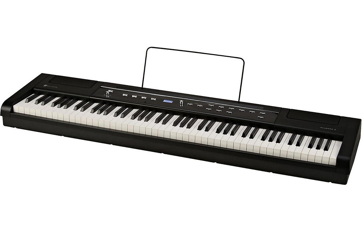 Williams Allegro 88-Key Digital Piano review - (Not Graded) Hammer Action