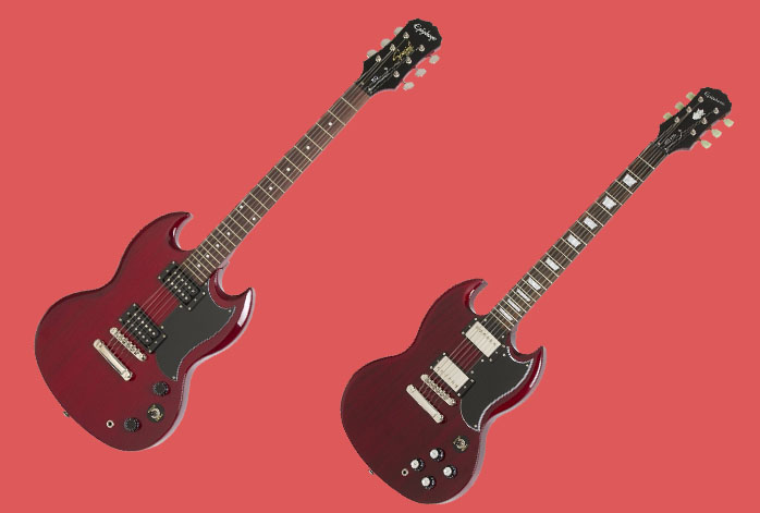 Epiphone SG Special Vs G400