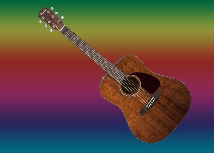 Fender CD 140S Mahogany Review - The Tenderness of Mahogany