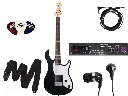 Peavey Rockmaster Guitar Review - Cool Graphics, Complete Bundle