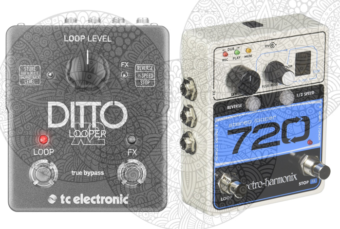 Ditto X2 Vs EHX 720