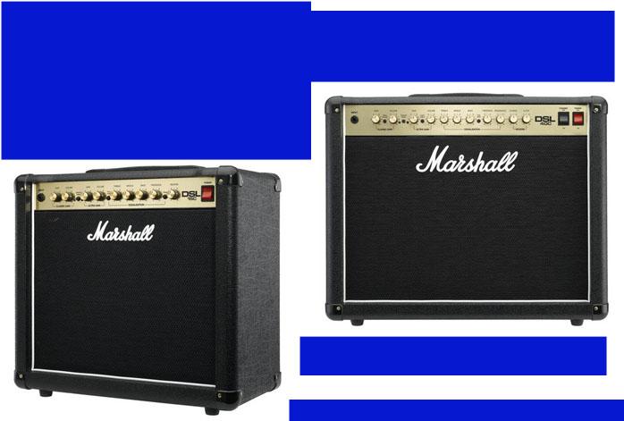 Marshall DSL15C Vs DSL40C