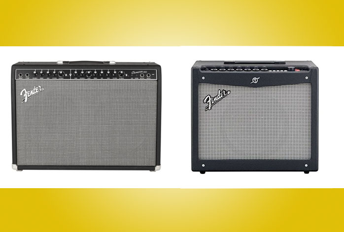 Fender Champion 100 Vs Mustang III