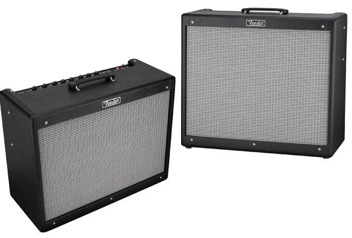 Fender Hot Rod Deluxe Vs DeVille