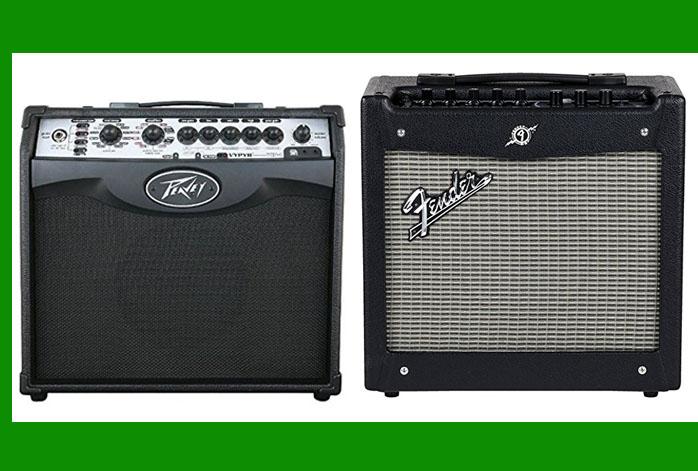 Peavey Vypyr VIP 1 Vs Fender Mustang