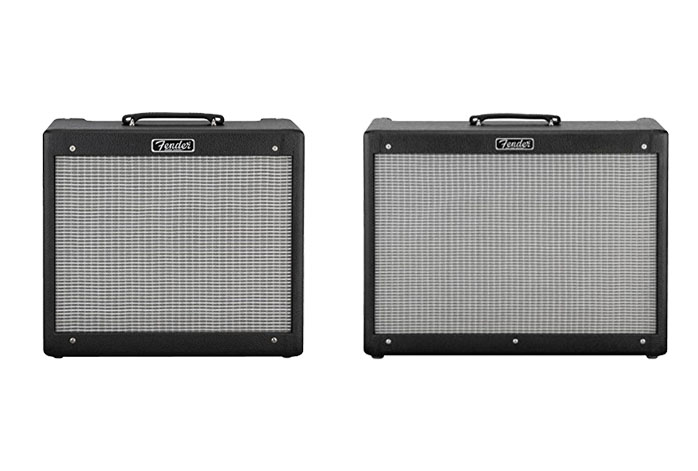 Fender Blues Jr Vs Hot Rod Deluxe
