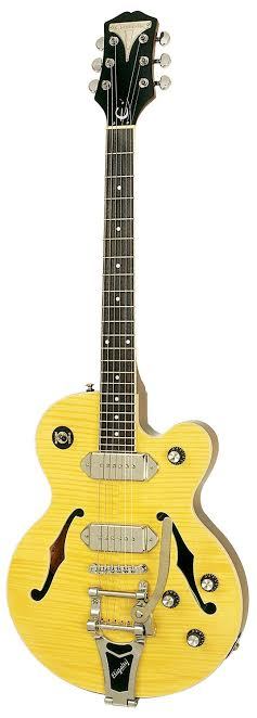 Epiphone Wildkat Review Huge Value, Great Sounding Semi-Hollow Electric