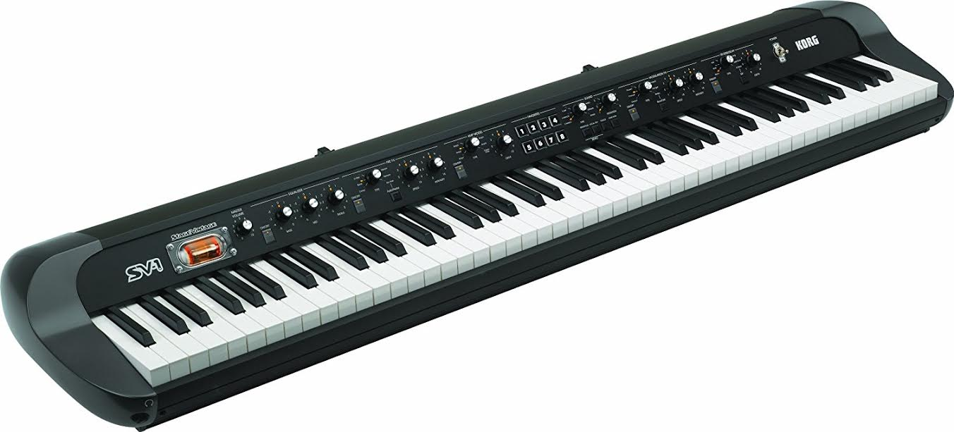 Korg SV188BK Review The Finest Sounds on 88-Key RH3 GH Action
