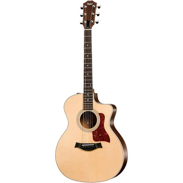 Taylor 214ce Review Bright and Articulate, yet with Depth and Richness