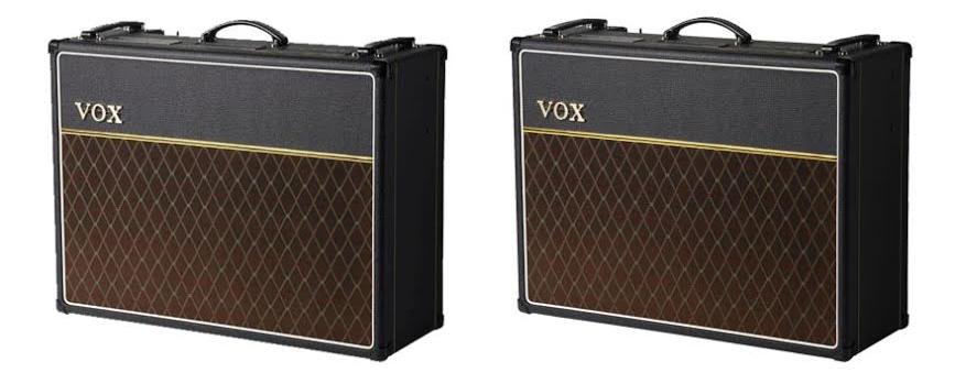 VOX AC30C2 Vs AC30C2X