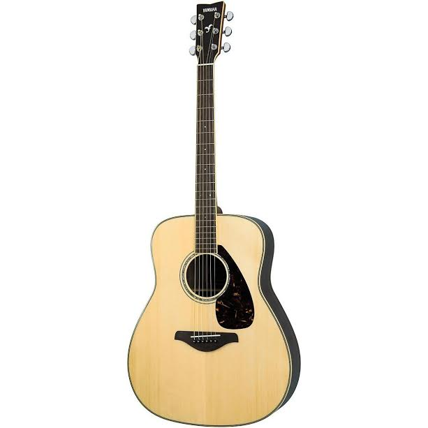 Yamaha FG730S Review Good Looking Dreadnought Rosewood Body