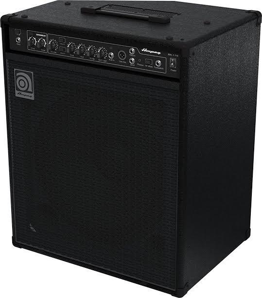 Ampeg BA115 Review Superb Tone Flexibility, Rock Solid Construction