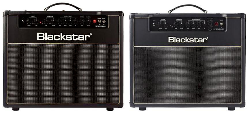 Blackstar HT Club 40 Vs HT Studio 20