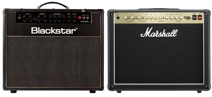 Blackstar HT Club 40 Vs Marshall DSL40C