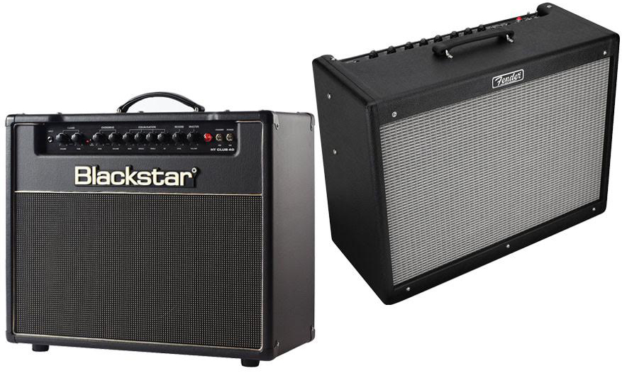 Blackstar HT Club 40 vs Fender Hot Rod Deluxe III