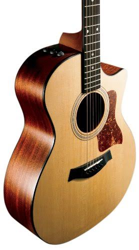 Taylor 314ce Review Sapele Grand Auditorium Guitar with Venetian Cutaway