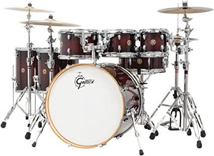 Gretsch Catalina Maple Review High Quality and Versatile Drums Set