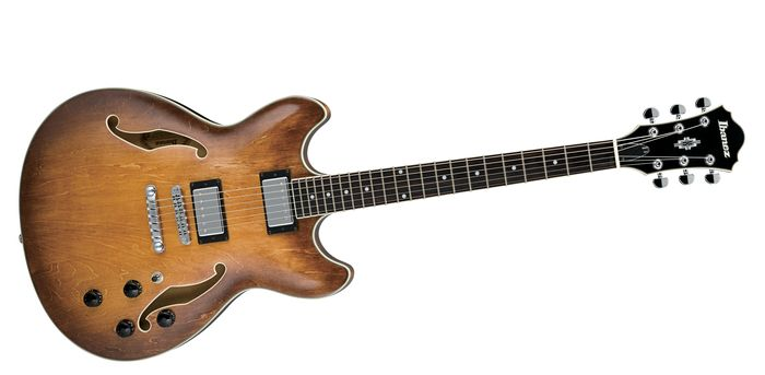 Ibanez AS73 Review Goes Amazing with Some Tuning