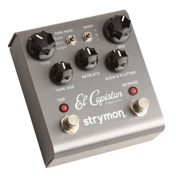 Strymon El Capistan Review Practical Size, Emulated For Finesse