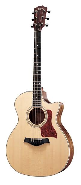 Taylor 414ce Review Sweet, Beautiful Acoustic Electric Guitar
