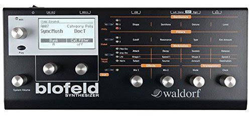 Waldorf Blofeld Review Compact, Intuitive, Incredible Sound Shaping Options