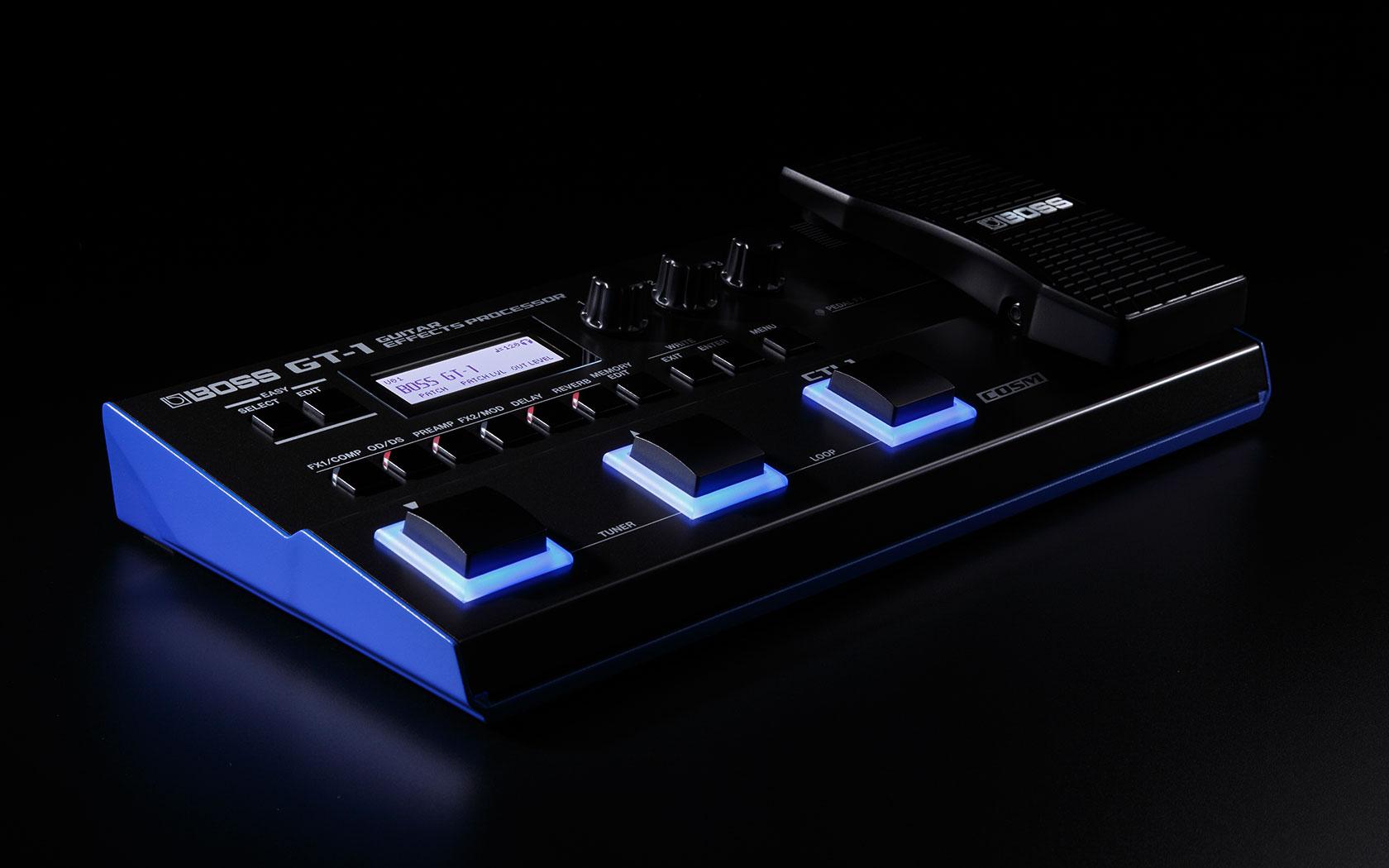 Boss GT-1 Vs GT-100 2