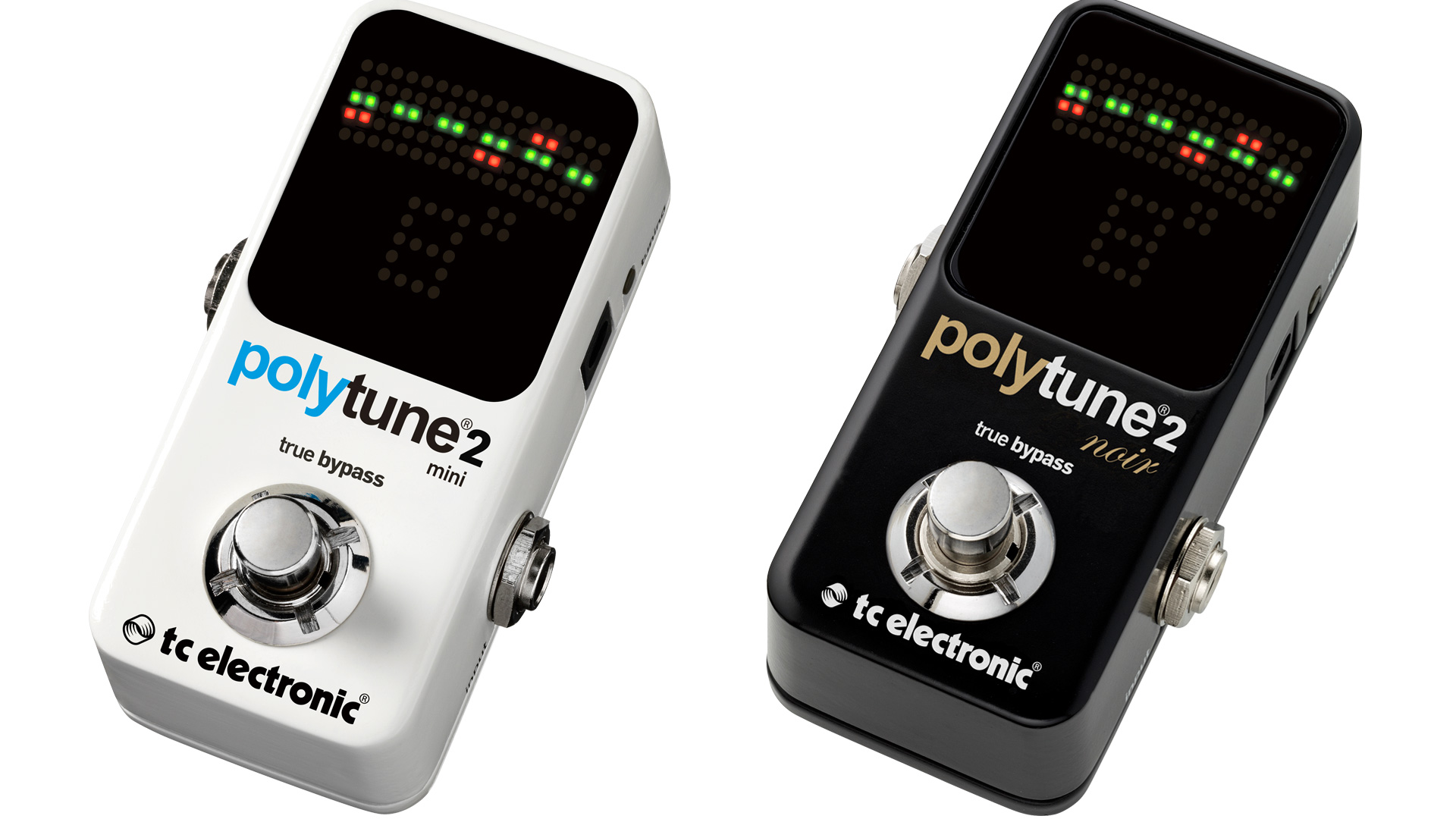 Boss TU3 Vs TC Electronic PolyTune 2 3