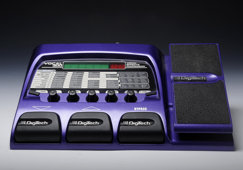Boss VE 20 Vs Digitech Vocal 300 3