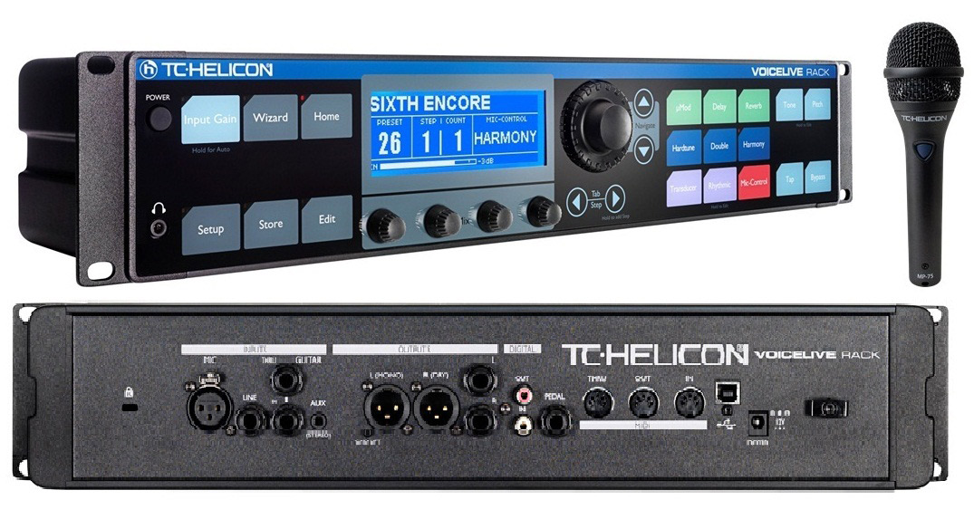 Boss VE-20 Vs TC Helicon VoiceLive 3