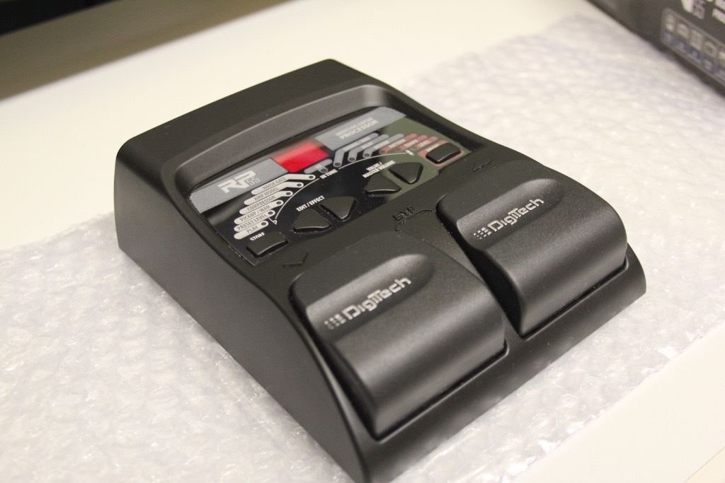 Digitech RP55 Vs Zoom G1on 2