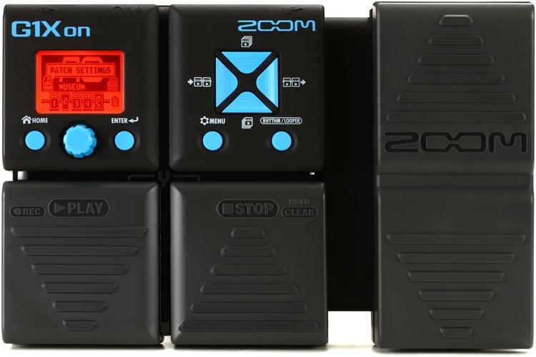 Zoom G1Xon Vs Boss ME 25 2