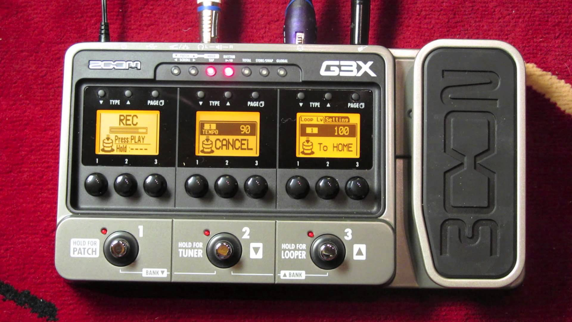 Zoom G3X Vs G3Xn 2