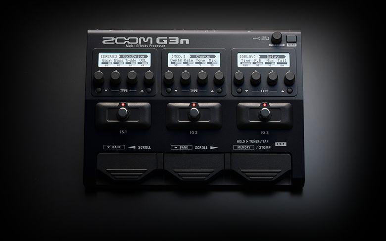 Zoom G3n Vs G3 2