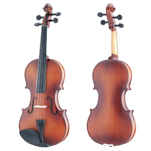 Mendini MV300 Violin Review Solid Wood Satin Antique Violin