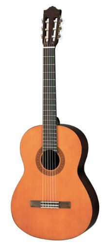 Yamaha C40 Review Full Size Nylon-String Classical Guitar