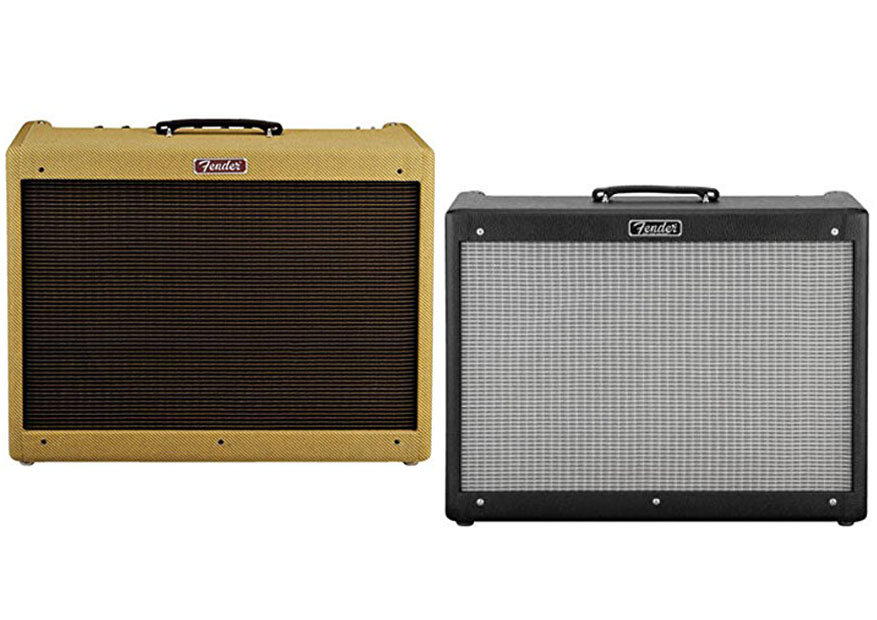 Fender Blues Deluxe Reissue Vs Hot Rod Deluxe